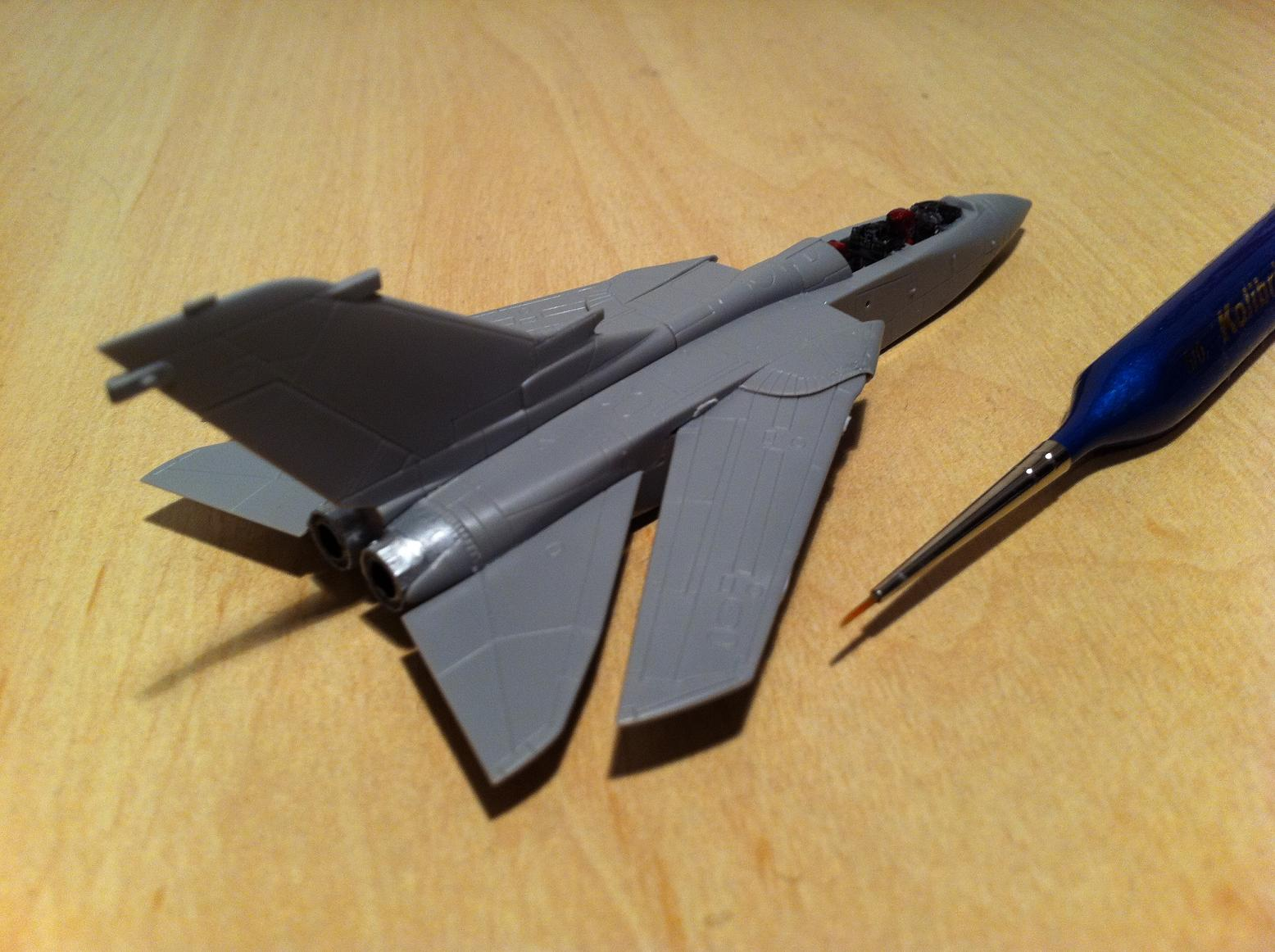Tornado GR.Mk.1 Model Construction #6