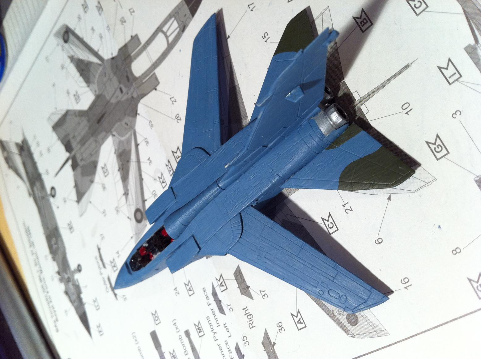 Tornado GR.Mk.1 Model Construction #7