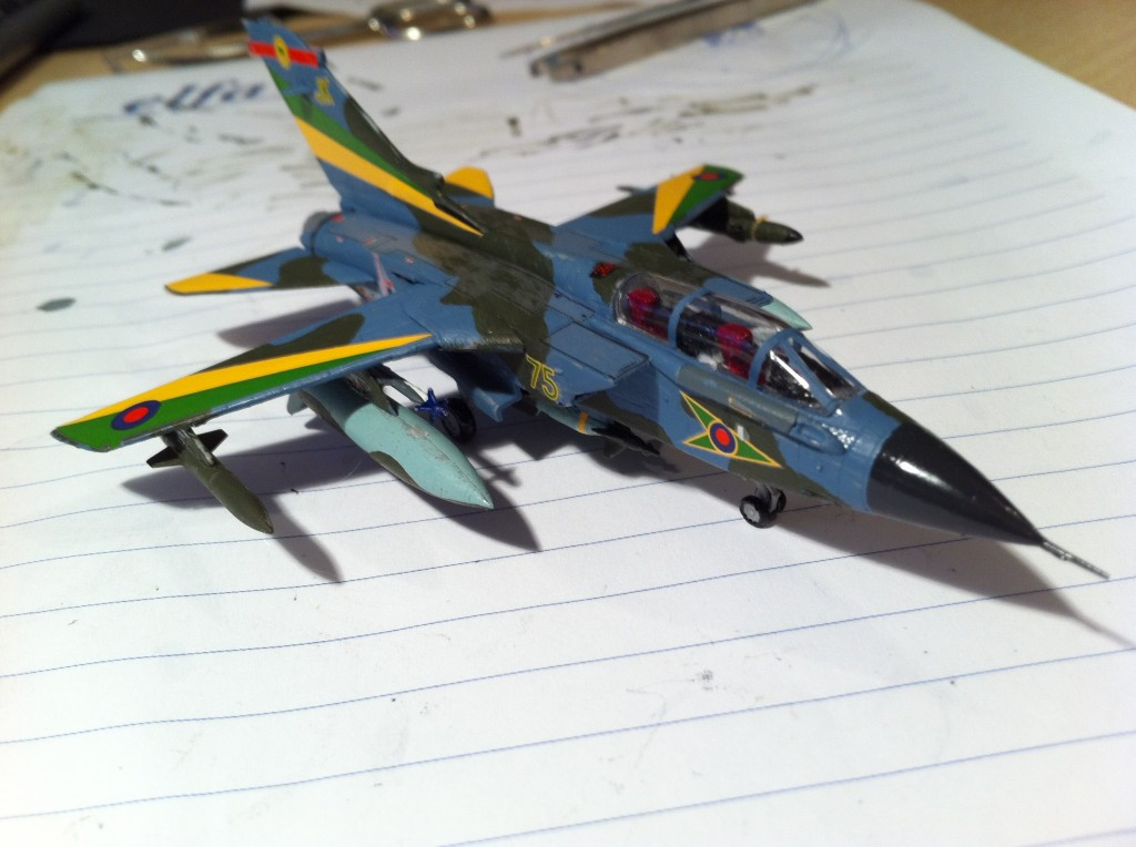 Tornado GR.Mk.1 Model #1
