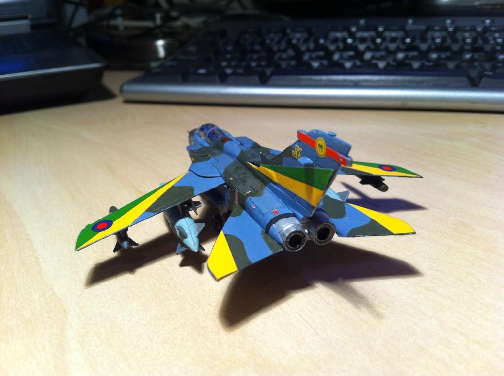 Tornado GR.Mk.1 Model #4