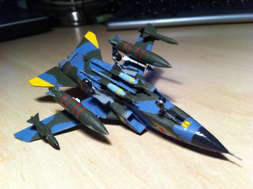 Tornado GR.Mk.1 Model #7