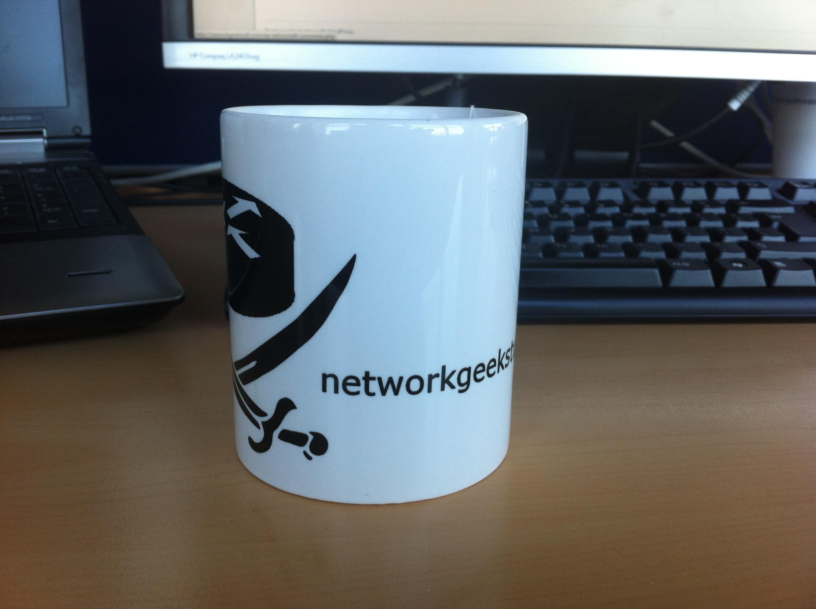 NetworkGeekStuff CUP #2