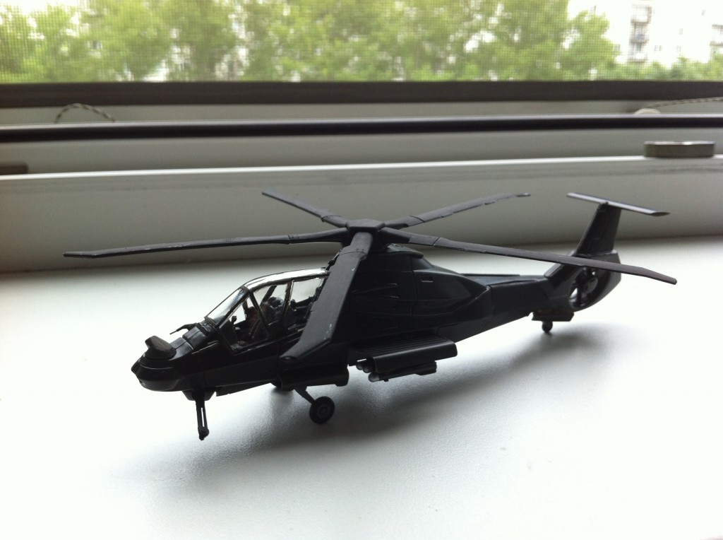 AH-66 Model picture #9