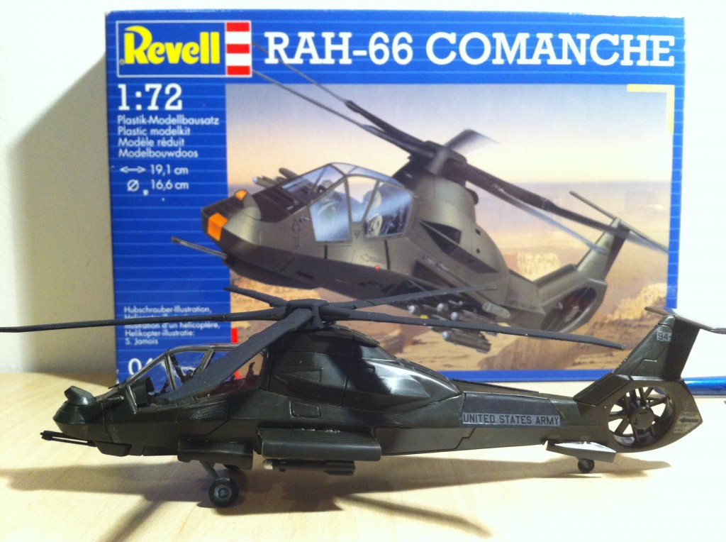 RAH-66 Model picture #1