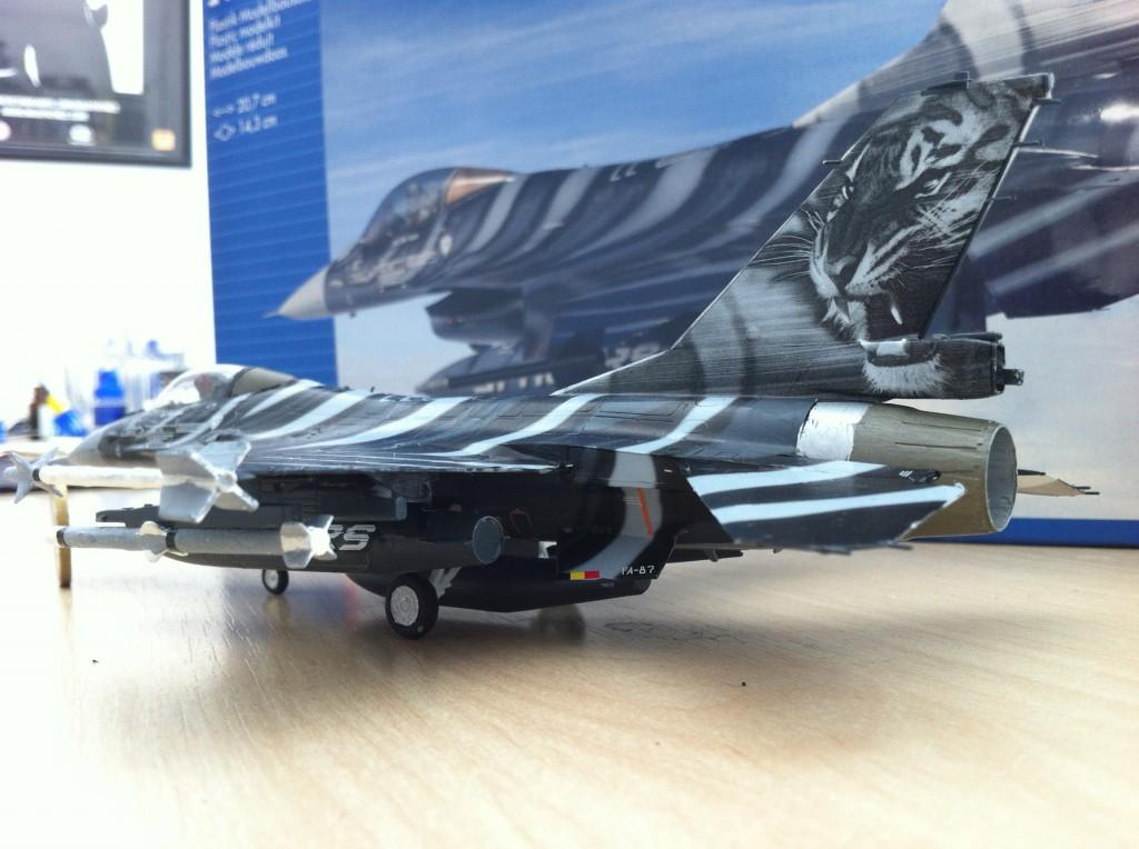 F16 MLU Tigermeet 2009 revell model 05
