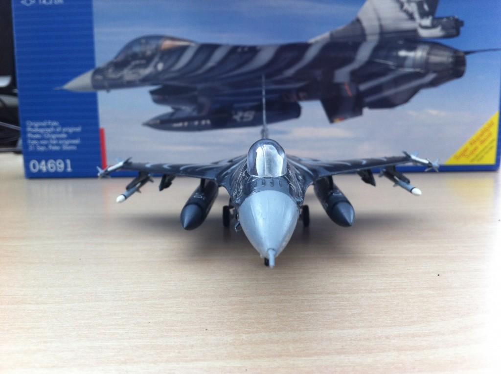 F16 MLU Tigermeet 2009 revell model 07