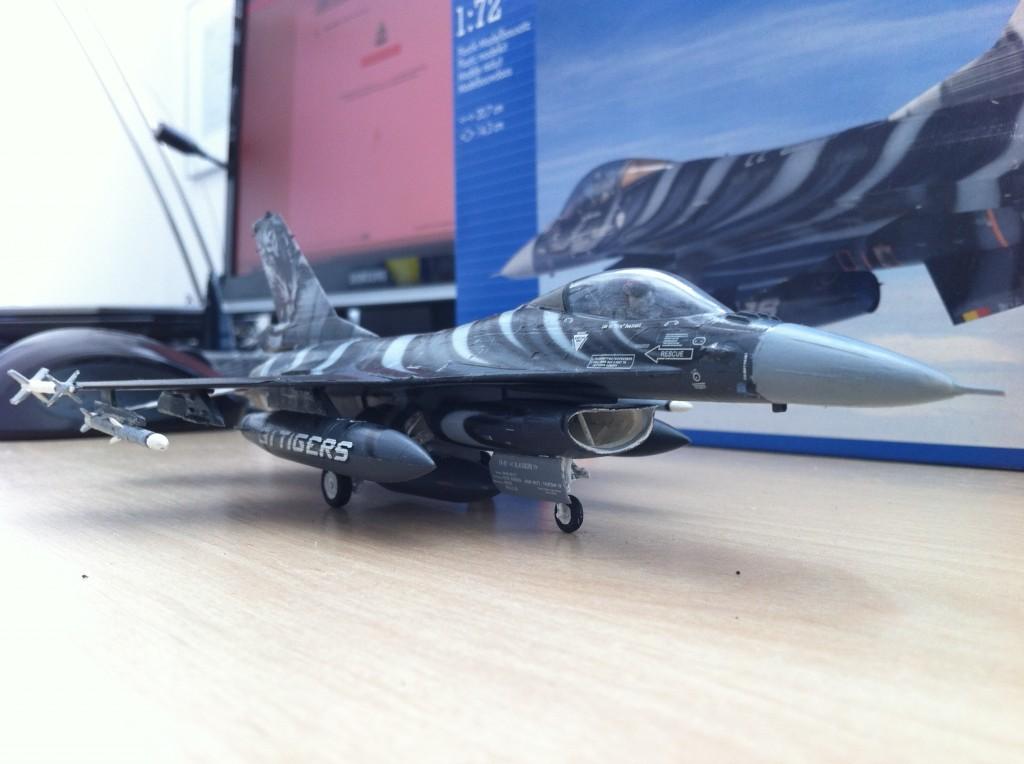 F16 MLU Tigermeet 2009 revell model 10