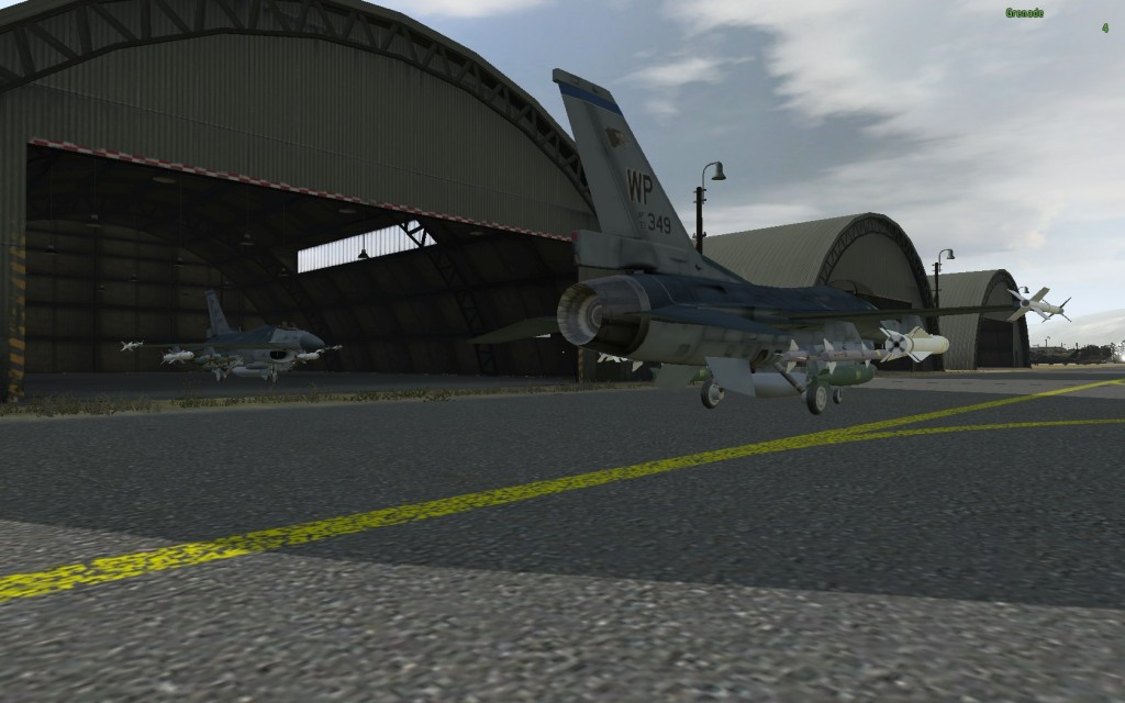This article is directly related to the Malden Domination mission for ArmA2 CWR2 mod where I added the F16 mod to extend the plane selection. However this F16 mod has […]