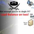 This is first part of a tutorial how to achieve load-balancing of a service on two servers. In this part we will focus on the network side and I will […]