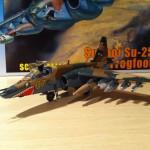 Zvezda 1/72 Sukhoi Su-25 plastic model 2