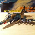 Zvezda 1/72 Sukhoi Su-25 plastic model 3