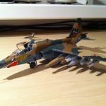 Zvezda 1/72 Sukhoi Su-25 plastic model 7