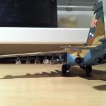 Zvezda 172 Sukhoi Su-25 plastic model 10