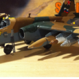 "The Sukhoi Su-25 (NATO reporting name: ""Frogfoot"") is a single-seat, twin-engine jet aircraft developed in the Soviet Union by the Sukhoi Design Bureau. It was designed to provide close air […]"