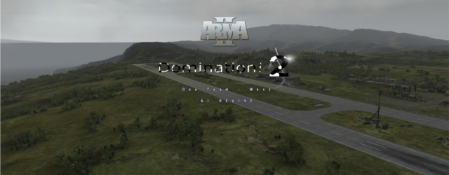 ArmA2 Domination – co-op with all @DLCs on SMD or CAA1 Sahrani
