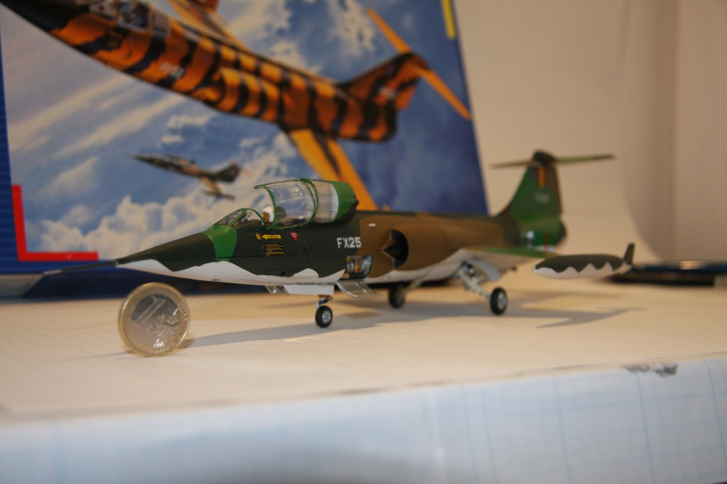 Revell F-104g model 1/48 - picture 3