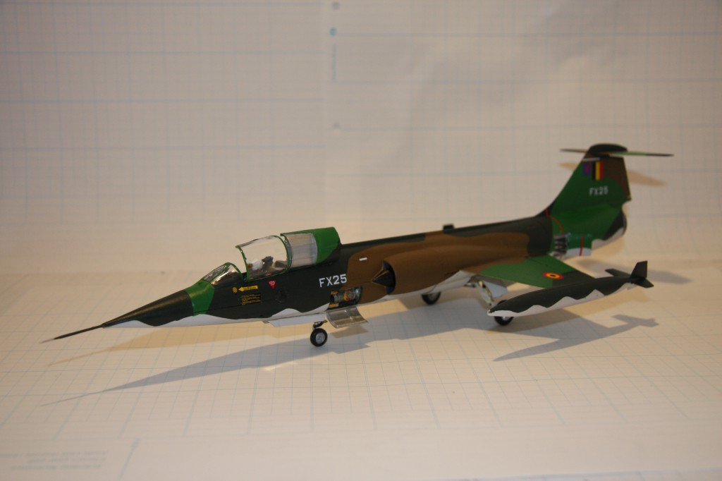 Revell F-104g model 1/48 - picture 10