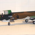 Ok, this time there is something special, this is my first model where I used an air brush. As a complete beginner I got the Revell AirBrush starter kit as […]