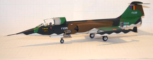 Revell F-104G Starfighter 1/48