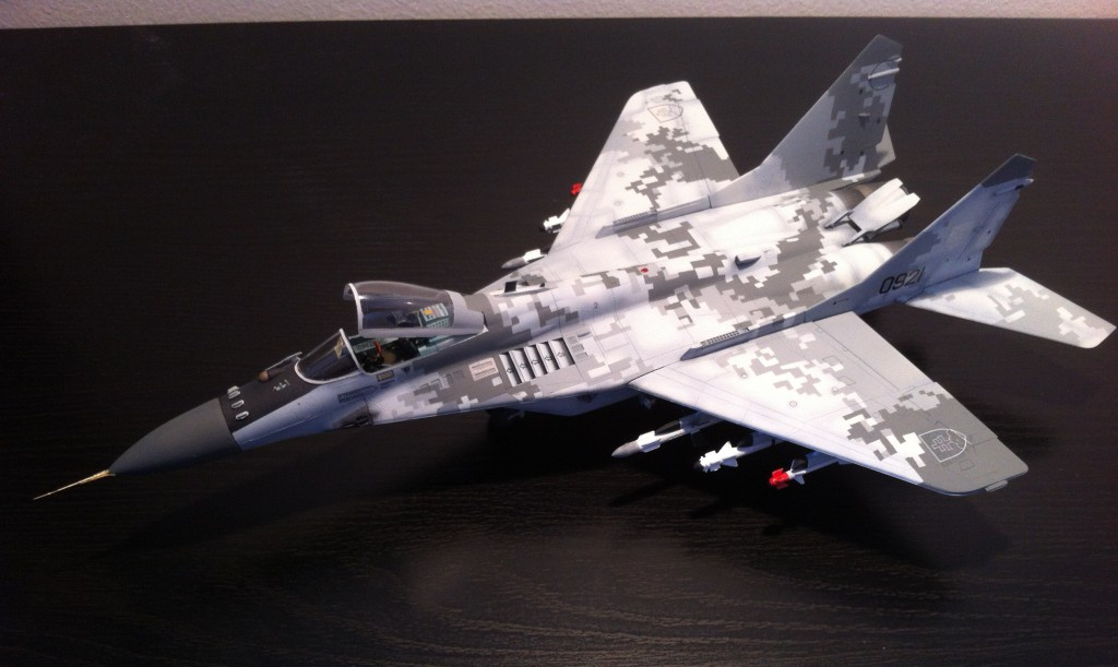 Mig29 Slovak Air Force - picture 18