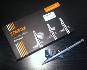 SPARMAX AirBrush 0.3mm nozzle