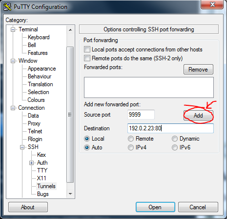 putty_forwarding