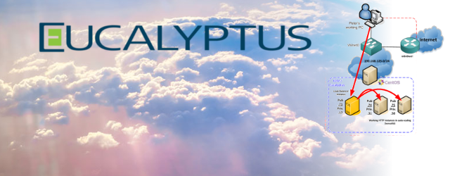 In this article, I will show how to do a very simple auto-scaling system on eucalyptus cloud using the wonderful eucalyptus fast start image. Afterwards you will appreciate how easy […]