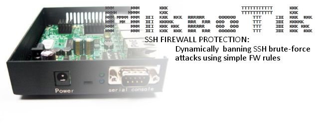 [minipost] Protecting SSH on Mikrotik with 3-strike SSH ban using only firewall rules