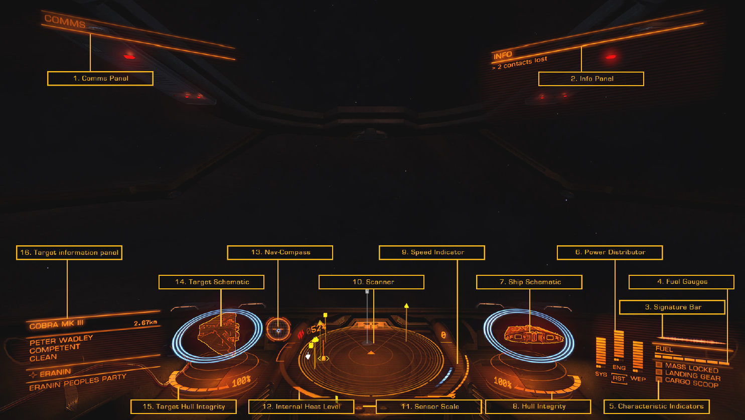 Autopilot for Elite Dangerous using OpenCV and thoughts on CV